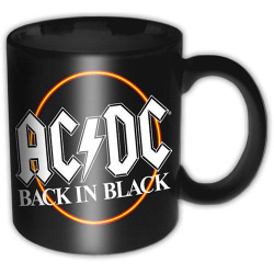 AC/DC - Back in black - Mugg multifärg