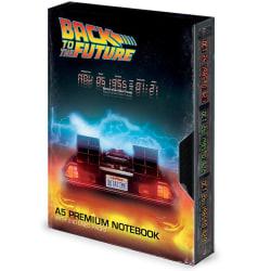 Anteckningsbok - Back to the Future (Great Scott) VHS multifärg