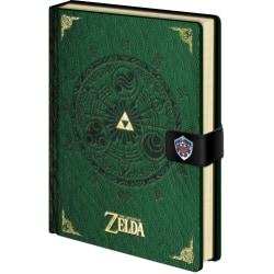Anteckningsbok - The Legend Of Zelda (Medallion) multifärg