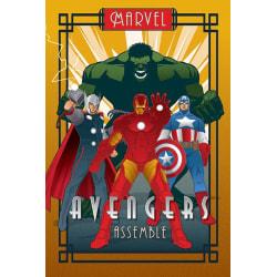 Avengers multifärg