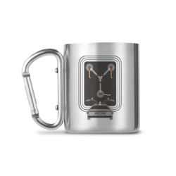 Back To The Future - Flux Capacitor - Mugg med karbinhake MultiColor