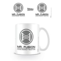 Back To The Future - Mr Fusion - Mugg multifärg