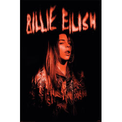 Billie Eilish (Sparks) multifärg