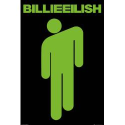 Billie Eilish - Stickman (Bravado) multifärg