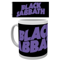 Black Sabbath - Mugg multifärg