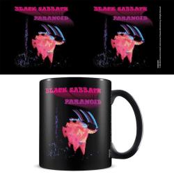 Black Sabbath (Paranoid) Black - Mugg multifärg