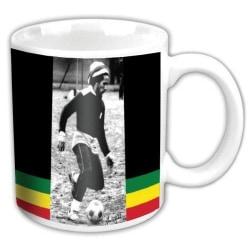 Bob Marley - Soccer - Mugg multifärg