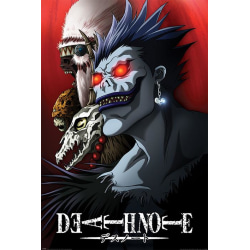 Death Note - Shinigami multifärg
