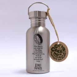 Eco Bottle - Lord of the rings - One Ring multifärg