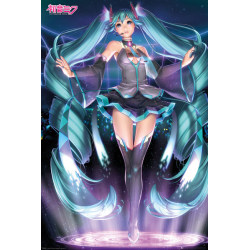 Hatsune Miku multifärg