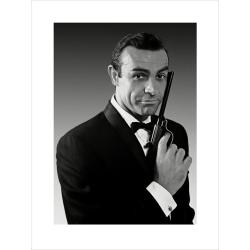James Bond (Connery Tuxedo) MultiColor