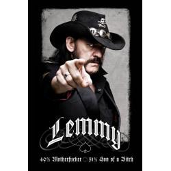 Lemmy - 49% Mofo multifärg