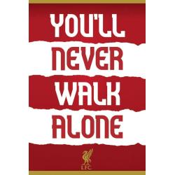 Liverpool FC - You'll Never Walk Alone MultiColor