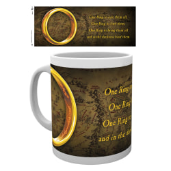 Lord of the Rings - One ring  - Mugg MultiColor