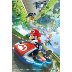Mario Kart 8 - Flip Poster multifärg