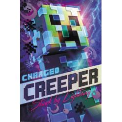 Minecraft - Charged Creeper multifärg
