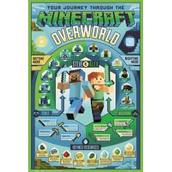 Minecraft - Overworld Biome multifärg
