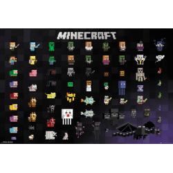 Minecraft - Pixel Sprites multifärg