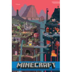 Minecraft - World multifärg
