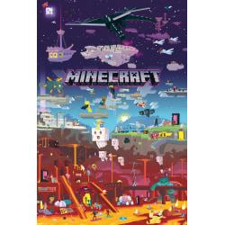 Minecraft - World Beyond multifärg