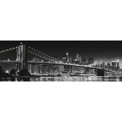 New York - Brooklyn Bridge MultiColor