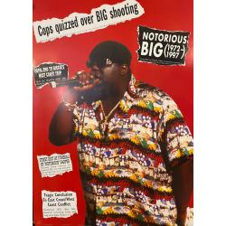 Notorius BIG - 1972-1997 multifärg