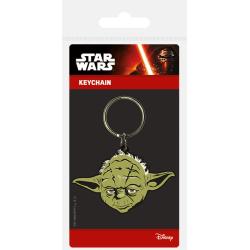 Nyckelring - Star Wars (Yoda) multifärg