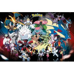 Pokemon - Mega MultiColor