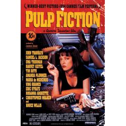 Pulp Fiction - Cover multifärg