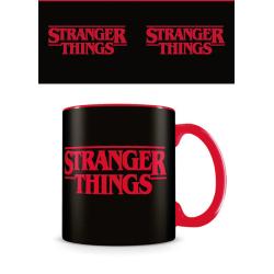 Stranger Things - Logo - Mugg MultiColor