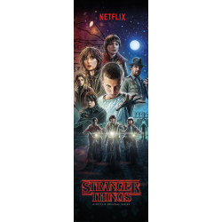 Stranger Things (One Sheet) MultiColor