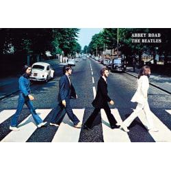 The Beatles - Abbey Road multifärg