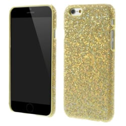 Glitterskal till iPhone 6/6S  guld
