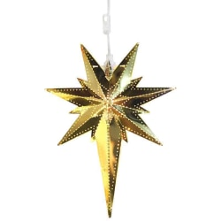 Betlehem stjärna mässing 35 cm