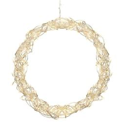 Curly krans 50cm LED