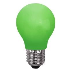 Decoration LED E27 25lm 0,9W Grön