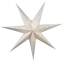 Pappersstjärna Dazzling 150cm 150 cm