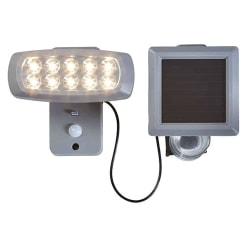 Spotlight väggspot solcell 50 lumen