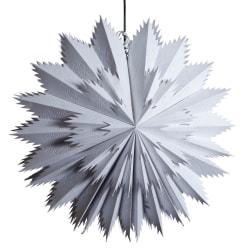 Stjernsund hängande adventsstjärna Frosted 45cm