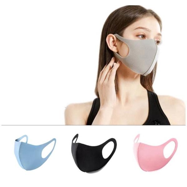 Munskydd Community Face Mask 4-pack EN AV VARJE FÄRG