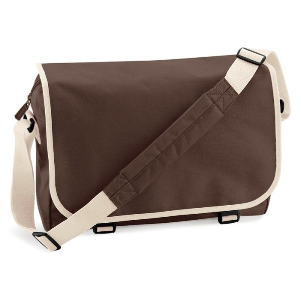 Messenger Bag - brun brun