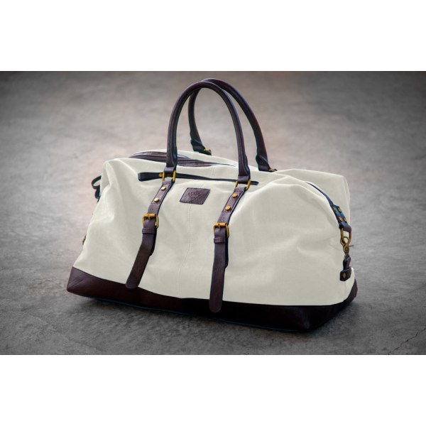 Sandhamn - Weekendbag vit White