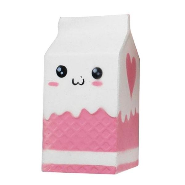 Stressboll / Klämboll-Mjölkförpackning -12cm