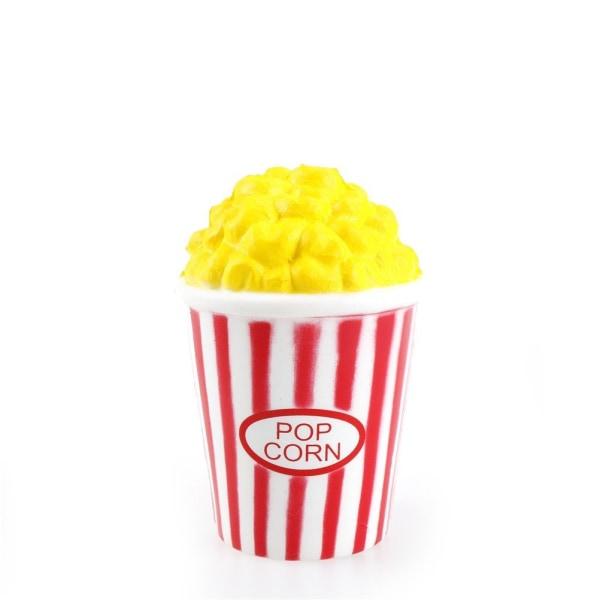 Stressboll / Klämboll-Popcorn 12cm