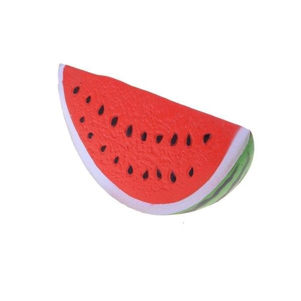 Stressboll / Klämboll-Vattenmelon 15cm