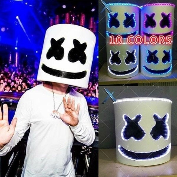 10 Color Ultra-light DJ Interactive Props Make Atmosphere To