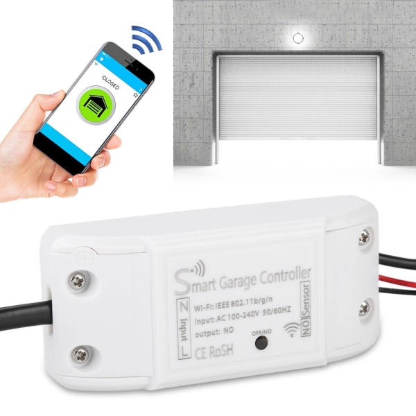 Garage Door Remote Controller Door Opener Device Support for