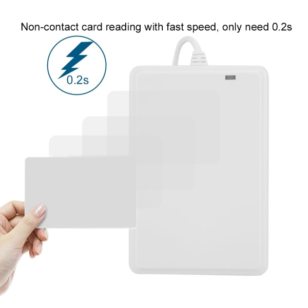 IC/ID Card Non-contact USB Drive-free NFC Door Access Card R