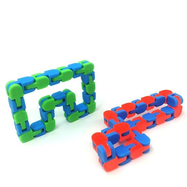 25-Pack Fidget Toys - Pop it, Stress Balls, mm.