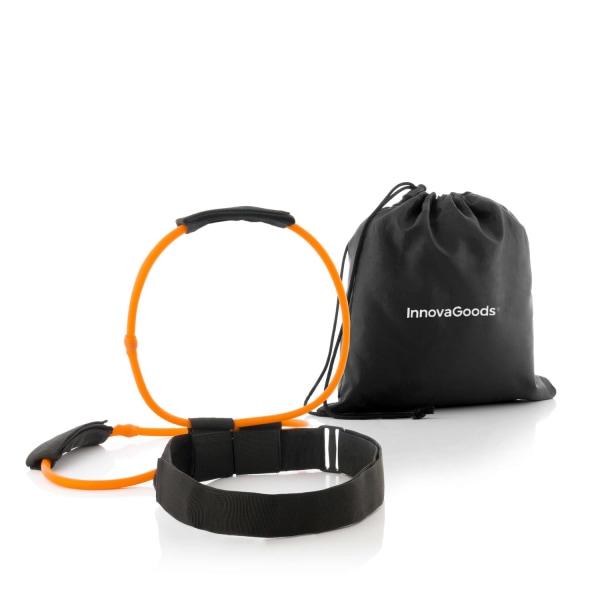 Motståndsband med Bälte - Fitness Träningsband  för Rumpan